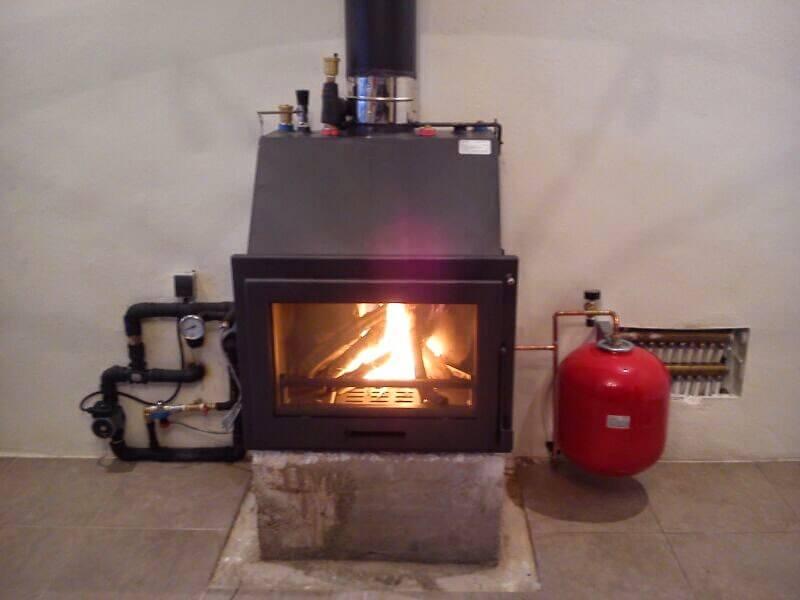Calderas de pellets calderas de gas santiago de compostela - Estufas de pellets fabricadas en espana ...